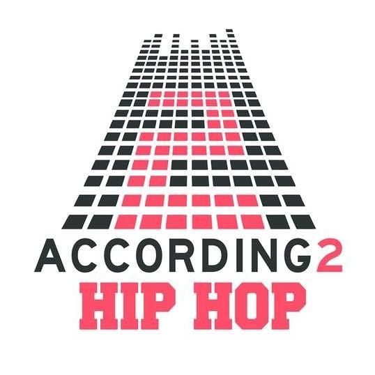 ACCORDING 2 HIP HOP LOGO 2